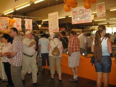 180jähriges Bestehen der Bäckerei Huth