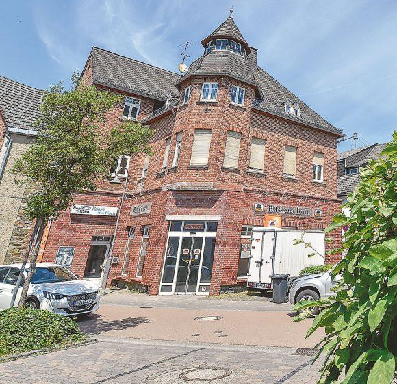 Renovierung des Geschäfts in Hahnstätten