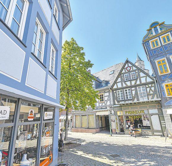 Unser beliebtes Café Ungrad in Idstein