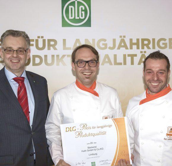 Konstant gut: DLG-Medaillen für den echten Bäcker