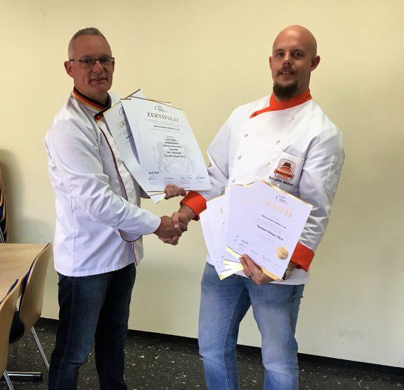 Bäckerei Huth erhält Goldmedaille
