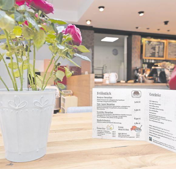 Das Café Wilhelms in Diez